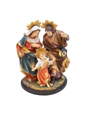 Sagrada Família 31cm - Enfeite Resina