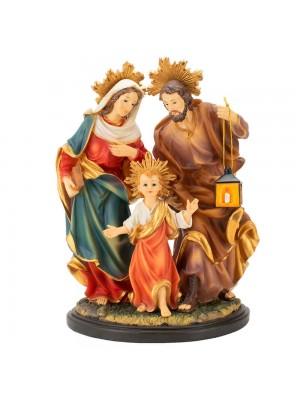 Sagrada Família 30cm - Enfeite Resina