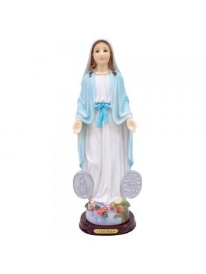 Nossa Senhora Das Graças 31.5cm - Enfeite Resina