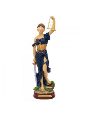 Dama Da Justiça 30.5cm - Enfeite Resina