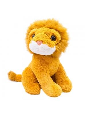 Leão Sentado 40cm - Pelúcia