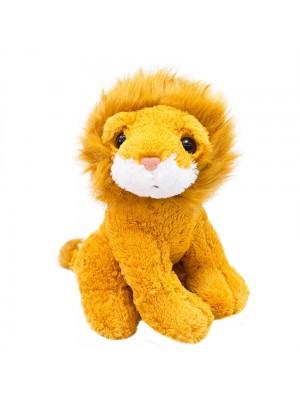Leão Sentado 30cm - Pelúcia