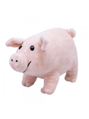 Porco Rosa 10cm - Pelúcia