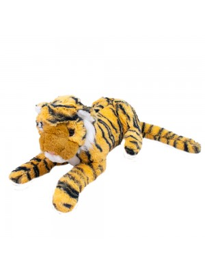 Tigre Deitado 45cm - Pelúcia