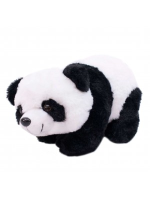 Urso Panda Em Quatro Patas 24cm - Pelúcia