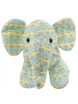 Elefante Estampa Gelo 31cm - Pelúcia