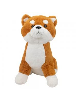 Cachorro Shiba Sentado 31cm - Pelúcia