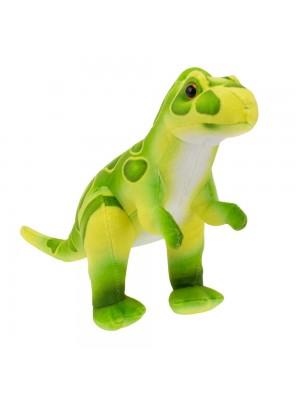 Dinossauro Verde 21cm - Pelúcia