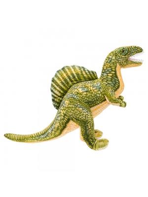 Dinossauro Verde Espinossauro 41cm - Pelúcia