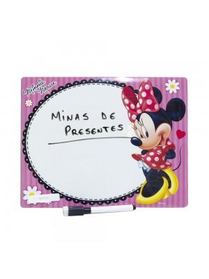 ADESIVO PAINEL DE RECADOS MINNIE 27.5X21.5CM - DISNEY