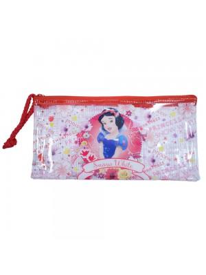 Estojo Necessaire Princesa Branca De Neve 10X20cm - Disney