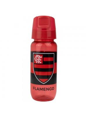Garrafa Plástico 450ml - Flamengo