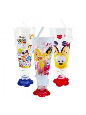 KIT 3 COPOS CONE 250ML - DISNEY