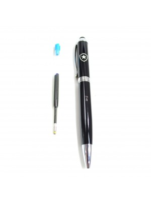 Caneta Roller Pen Metal Touch Screen Carga Extra - Botafogo
