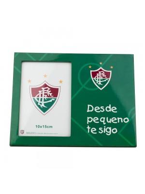 Porta Retrato Madeira 1 Foto 10x15cm - Fluminense