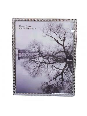 Porta Retrato Alumínio 1 foto 20x25cm
