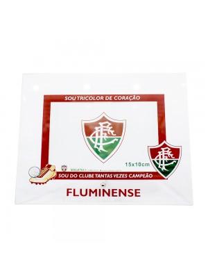Porta Retrato Vidro 1 foto 10x15cm - Fluminense
