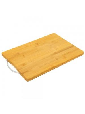Tábua Bambu Para Corte 2x37x26cm