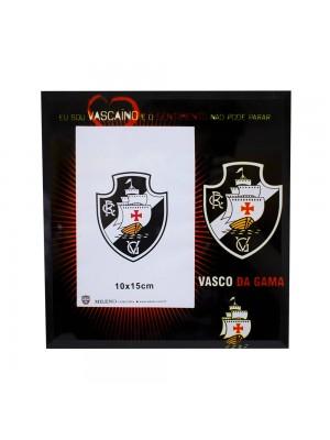 Porta Retrato 1 Foto 15X10cm Vidro - Vasco