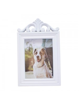 Porta Retrato Branco 1 foto 13x18cm