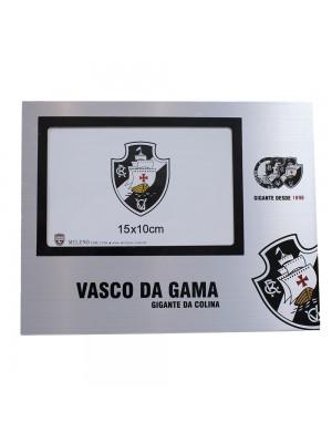 Porta Retrato Alumínio 1 Foto 10x15cm - Vasco