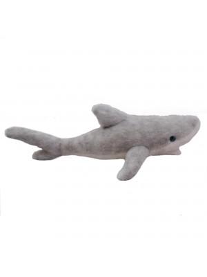 Tubarão Olhos Azuis 59cm - Pelúcia