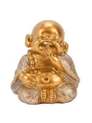 Monge Dourado Não Falo 6cm