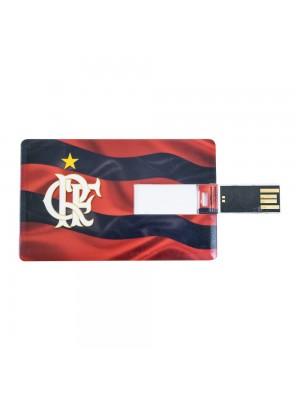 Pendrive Cartão 3.8GB - Flamengo