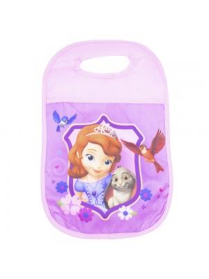 Lixeira De Carro Princesinha Sofia - Disney