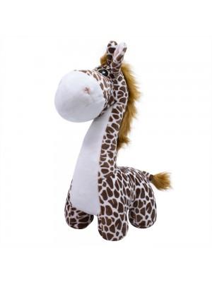 Girafa Focinho Comprido 34cm - Pelúcia