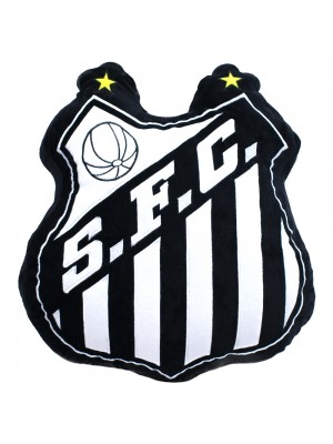 Almofada Brasão (Fibra) - SANTOS
