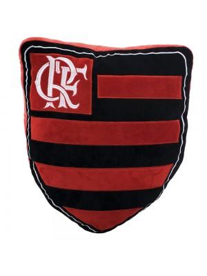 ALMOFADA BRASÃO (FIBRA) - FLAMENGO