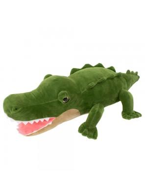 Crocodilo Verde 56cm - Pelúcia
