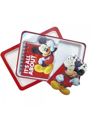 BLOCOS DE NOTA MICKEY - DISNEY