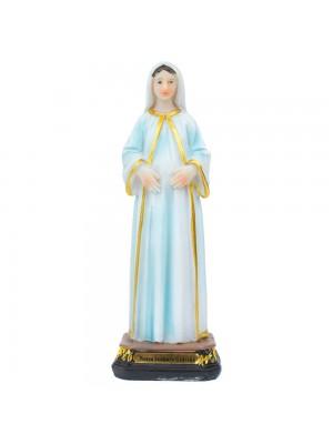 Nossa Senhora Grávida 12.5cm - Enfeite Resina