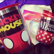Caneca Térmica Mickey e Minnie