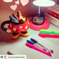 @Concurseiranata decorando seu quarto com produtos Disney da Minas