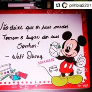 Lousa Mickey