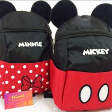 Mochila Mickey e Minnie Original