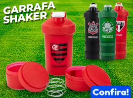 Garrafa Shake